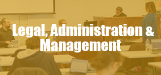 Legal, Administration & Management