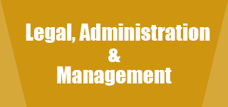 Legal, Administration and Management